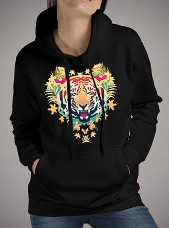 Женская толстовка Tiger