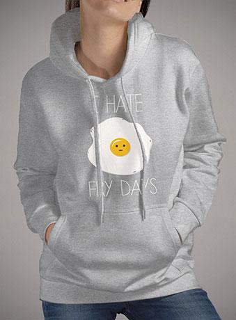Женская толстовка I Hate Fridays