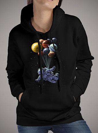 Женская толстовка Space Travel