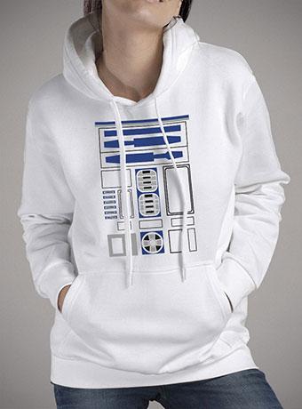 Женская толстовка R2-D2 Uniform