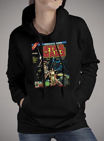Женская толстовка Star Wars Special Edition