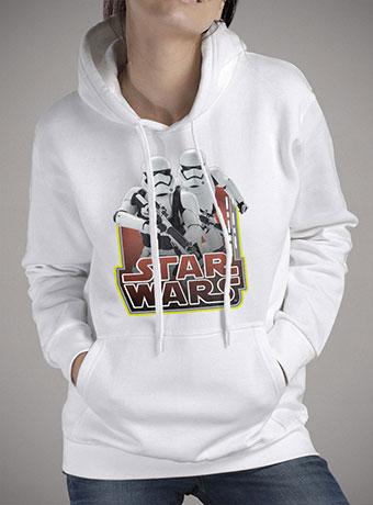 Женская толстовка Stormtroopers