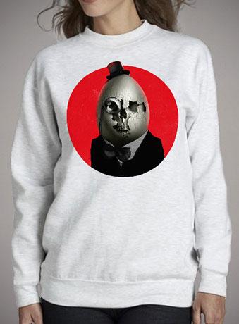 Женский свитшот Humpty Dumpty