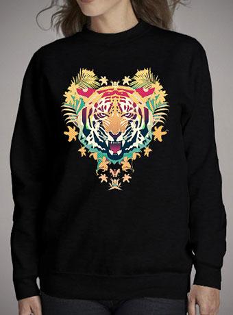 Женский свитшот Tiger