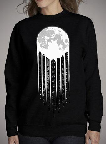 Женский свитшот Moon-City