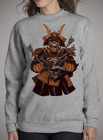 Женский свитшот Dead Samurai