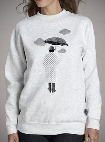 Женский свитшот Rainman