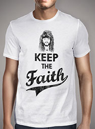 Футболка Keep The Faith