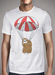 Футболка Parachuting Sloth