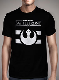 Мужская футболка Battlefront Rebel Alliance Symbol