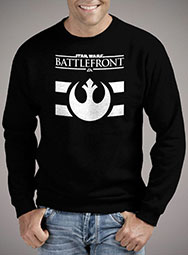 Мужской свитшот Battlefront Rebel Alliance Symbol