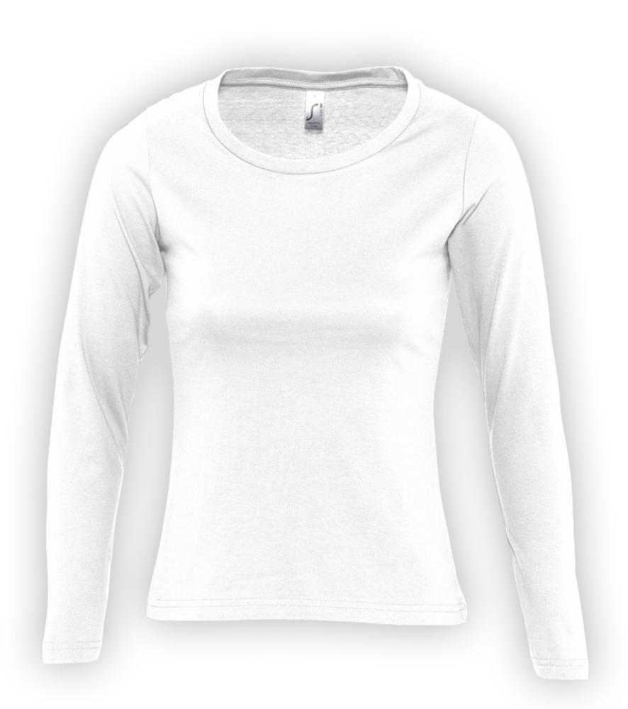 Женская футболка с длинным рукавом Moon Hug — продажа  цены, фото ... 7110d08fecf